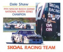 Dale Shaw LIMITED STOCK 8x10 Photo