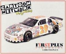 Cartoon Network Wacky Racing LIMITED STOCK 8x10 Photo