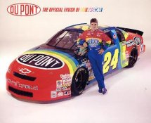 Jeff Gordon SUPER SALE Slight Corner Crease 8x10 Photo