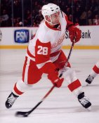 Tomas Kopecky LIMITED STOCK  Detroit Red Wings 8X10 Photo