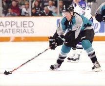 Niko Dimitrakos LIMITED STOCK Anaheim Mighty Ducks 8x10 Photo