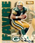Brett Favre Green Bay Packers 1995-1996 MVP LIMITED STOCK 8X10 Photo