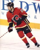 Adrian Aucoin LIMITED STOCK Calgary Flames 8x10 Photo