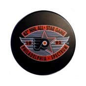 Flyers 1992 Puck All-Star Game Hockey Puck
