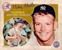 Mickey Mantle New York Yankees 8x10 Photo