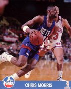 Chris Morris SUPER SALE New Jersey Nets 8X10 Photo