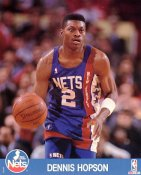 Dennis Hopson SUPER SALE New Jersey Nets 8X10 Photo