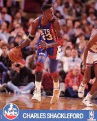 Charles Shackleford SUPER SALE New Jersey Nets 8X10 Photo