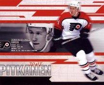 Joni Pitkanen LIMITED STOCK Philadelphia Flyers 8x10 Photo