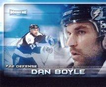 Dan Boyle LIMITED STOCK Tampa Bay Lightning 8x10 Photo