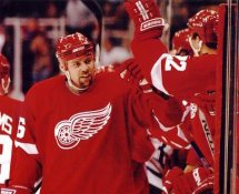 Tomas Holmstrom LIMITED STOCK Detroit Red Wings 8x10 Photo