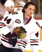 Danny Richmond LIMITED STOCK Chicago Blackhawks 8x10 Photo