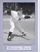 Whitey Ford SUPER SALE Cardboard Stock New York Yankees 8X11 Photo