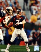 John Elway LIMITED STOCK Super Bowl Denver Broncos 8X10 Photo