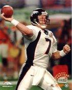 John Elway LIMITED STOCK Back To Back Champions Denver Broncos 8X10 Photo