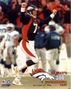 John Elway 300th Touchdown Pass 12/27/98 LIMITED STOCK Denver Broncos 8X10 Photo
