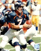 John Elway LIMITED STOCK Denver Broncos 8X10 Photo