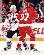 Doug Janik LIMITED STOCK Detroit Red Wings 8x10 Photo