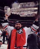 Adam Burish LIMITED STOCK Chicago Blackhawks 8x10 Photo