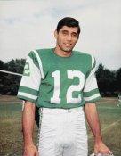 Joe Namath SUPER SALE Glossy Card Stock New York Jets 11x14 Photo