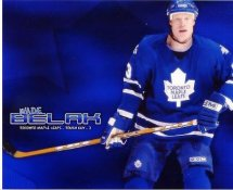 Wade Belak LIMITED STOCK Toronto Maple Leafs 8x10 Photo