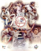Yankees 1998 World Champions New York NUMBERED LIMITED EDITION 8X10 Photo