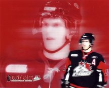 Cody Bass LIMITED STOCK Mississauga Icedogs 8x10 Photo