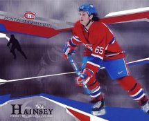 Ron Hainsey LIMITED STOCK Montreal Canadiens 8x10 Photo
