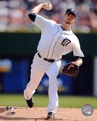 Doug Fister LIMITED STOCK Detroit Tigers 8X10 Photo