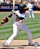 Jemile Weeks Oakland Athletics 8X10 Photo