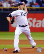 Matt Moore Tampa Bay Rays 8X10 Photo