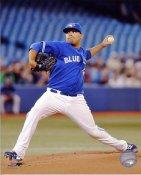 Ricky Romero Blue Jays 8X10 Photo