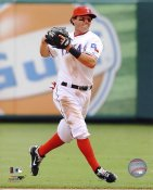 Ian Kinsler Texas Rangers 8X10 Photo