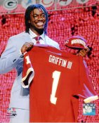 Robert Griffin Draft Day Washington Redskins 8x10 Photo