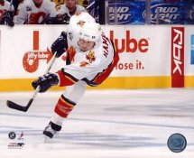 Roman Hamrlik LIMITED STOCK Calgary Flames 8x10 Photo