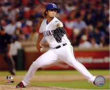 Yu Darvish Texas Rangers 8x10 Photo