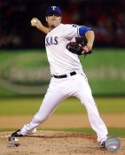 Joe Nathan LIMITED STOCK Texas Rangers 8X10 Photo