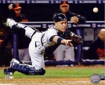 Russell Martin New York Yankees 8X10 Photo