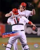 Jered Weaver No Hitter May 2 ,2012 Anaheim Angels 8X10 Photo