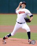 Ubaldo Jimenez Cleveland Indians 8X10 Photo