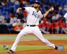 David Price LIMITED STOCK Tampa Bay Devil Rays 8X10 Photo