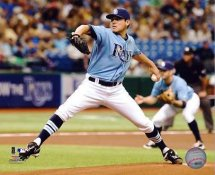Matt Moore LIMITED STOCK Tampa Bay Rays 8X10 Photo