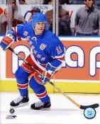 Mark Messier LIMITED STOCK New York Rangers 8x10 Photo