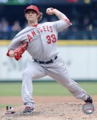 CJ Wilson Anaheim Angels 8X10 Photo