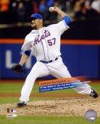 Johan Santana No Hitter June 1,2012 NY Mets 8X10 Photo