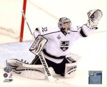 Jonathan Quick 2012 Stanley Cup Finals Game 2 LA Kings 8x10 Photo