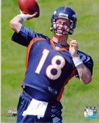 Peyton Manning LIMITED STOCK Denver Broncos 8X10 Photo