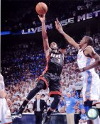 Dwyane Wade Game 2 NBA Finals 2012 LIMITED STOCK Miami Heat 8X10 Photo