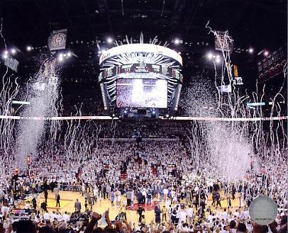 American Airlines Arena Game 5 NBA Finals 2012 Miami Heat 8X10 Photo LIMITED STOCK