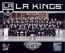 Los Angeles Kings 2012 Stanley Cup Champions 8x10 Photo